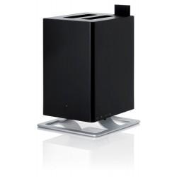 Anton, nawilżacz powietrza ultradźwiękowy, czarny