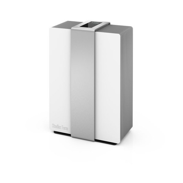 Robert, nawilżacz z funkcją oczyszczania powietrza, biało-srebrny