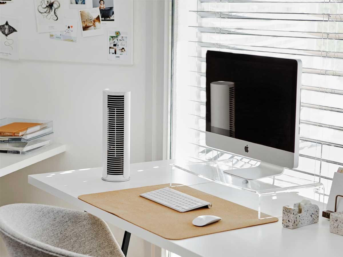 Nowe wentylatory Stadler Form pomogą przetrwać upał w biurze